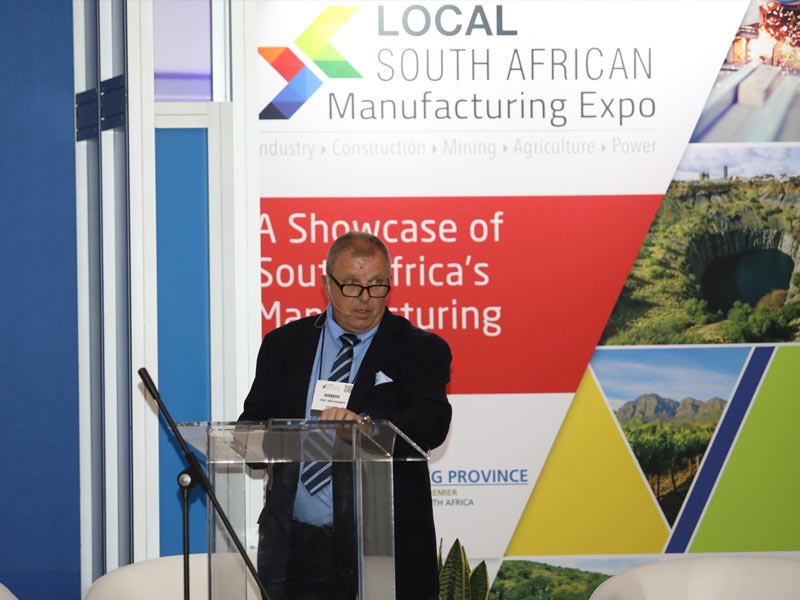 Local Southern African Manufacturing Expo 2019